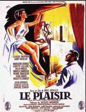 Le Plaisir - Komedie, Drama