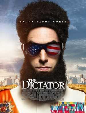 The Dictator - Komedie