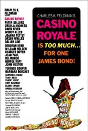 Casino Royale - Avontuur