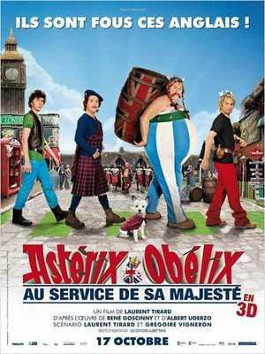 Astérix et Obélix : Bij de Britten - Komedie