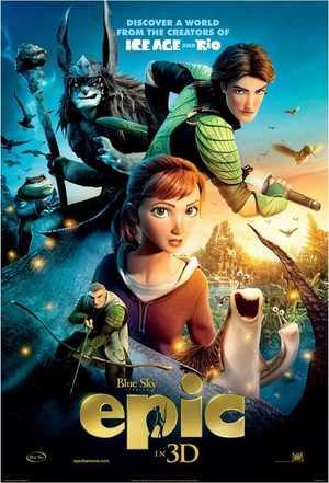 - Familie, Fantasy, Avontuur, Animatie Film