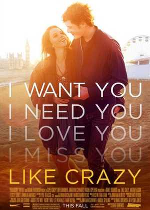 Like Crazy - Drama, Romantisch