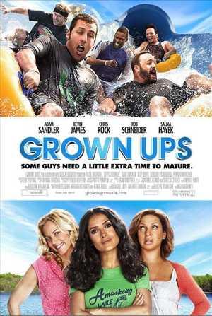 Grown Ups - Komedie