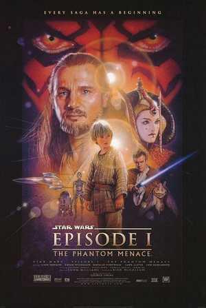 Star Wars Episode 1: The Phantom Menace 3D - Science-Fiction, Fantasy, Avontuur