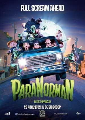 ParaNorman - Komedie, Fantasy, Avontuur, Animatie Film