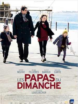 Les Papas du Dimanche - Familie, Komedie