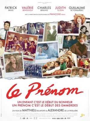 Le Prénom - Komedie