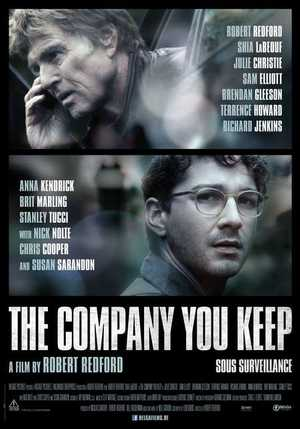 The Company you Keep - Thriller, Drama