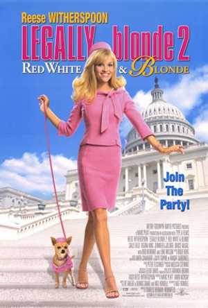 Legally Blonde 2 : Red, White & Blonde - Komedie