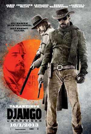 Django Unchained - Actie, Western
