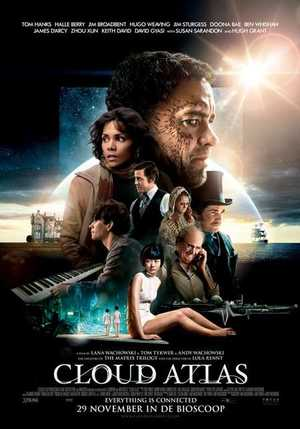 Cloud Atlas - Science-Fiction, Thriller