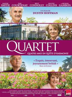 Quartet - Drama, Komedie