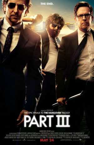 The Hangover Part 3 - Komedie