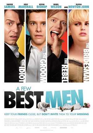 A Few Best Men - Komedie