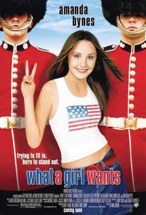 What A Girl Wants - Komedie