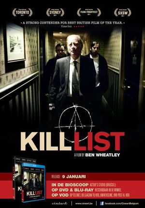 Kill List - Horror, Politie