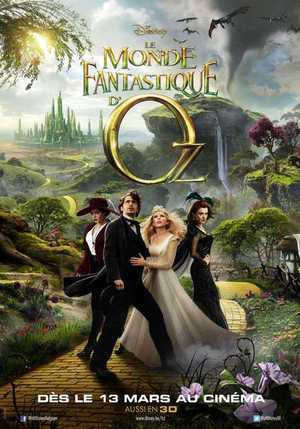 Oz the Great and Powerful - Fantasy