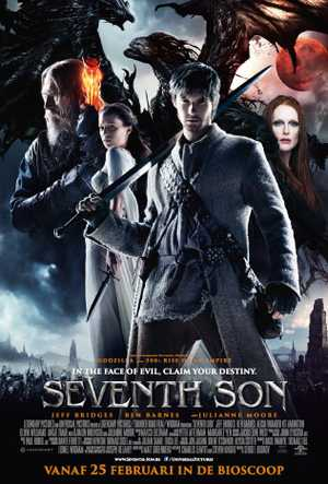 The Seventh Son - Familie, Fantasy, Avontuur