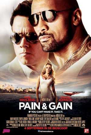 Pain & Gain - Actie, Drama, Komedie