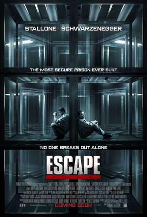The Escape Plan - Actie, Thriller