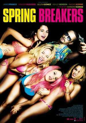 Spring Breakers - Politie, Komedie