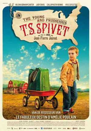 The Young and Prodigious Spivet - Avontuur