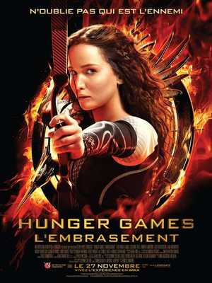The Hunger Games : Catching Fire - Actie, Drama, Avontuur