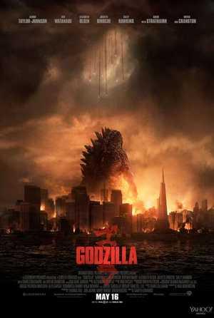 Godzilla - Actie, Science-Fiction, Thriller