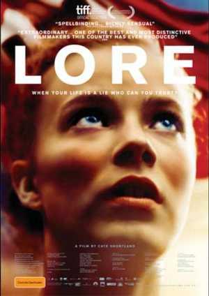 Lore - Oorlogfilm, Thriller, Drama