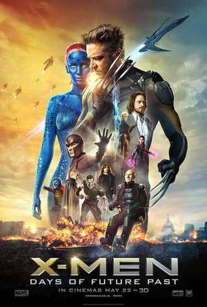 X-Men : Days of Future Past - Actie, Fantasy, Avontuur