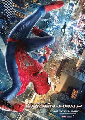 The Amazing Spider-Man 2 - Actie, Fantasy, Avontuur