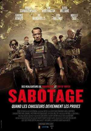 Sabotage - Actie, Thriller