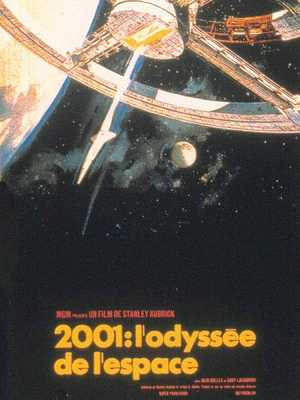 2001 : a space odyssey - Science-Fiction