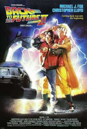 Back to the Future Part 2 - Science-Fiction, Komedie, Avontuur