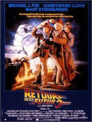 Back to the Future Part 3 - Avontuur, Komedie, Science-Fiction