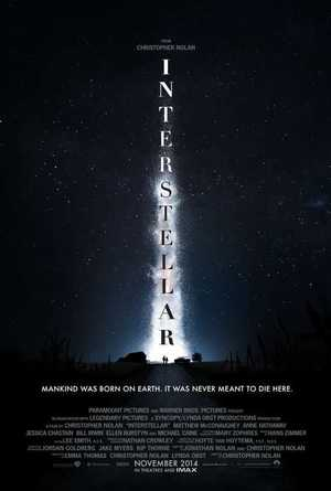Interstellar - Science-Fiction