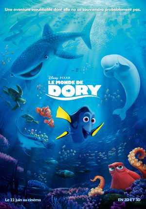 Finding Dory - Animatie Film