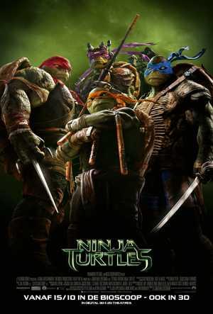 Ninja Turtles - Actie, Avontuur