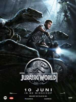 Jurassic World - Actie, Science-Fiction, Avontuur