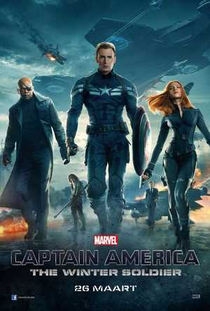 Captain America : The Winter Soldier - Actie, Science-Fiction, Avontuur