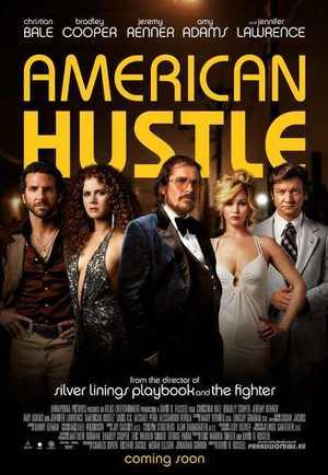 American Hustle - Thriller, Drama, Historische film