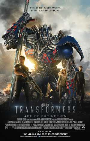 Transformers: Age of Extinction - Actie, Science-Fiction