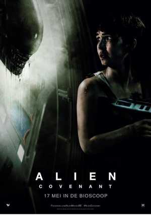 Alien: Covenant - Actie, Science-Fiction, Thriller, Drama