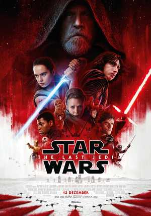Star Wars: The Last Jedi - Actie, Science-Fiction, Avontuur