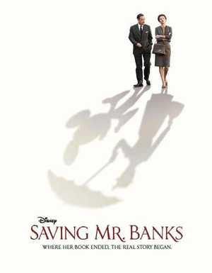 Saving Mr Banks - Dramatische komedie