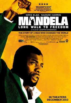 Mandela : Long Walk to Freedom - Biografie, Drama