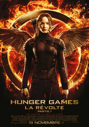 The Hunger Games: Mockingjay - Part 1 - Science-Fiction, Fantasy, Avontuur