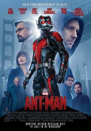 Ant-Man - Actie, Avontuur