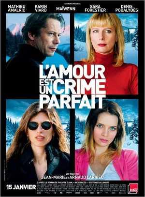L'Amour est un Crime Parfait - Thriller, Drama