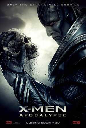 X-Men : Apocalypse - Actie, Fantasy, Avontuur